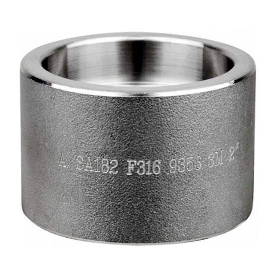 F316承插焊不锈钢管帽